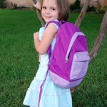 first week of school —  primer semana de clases