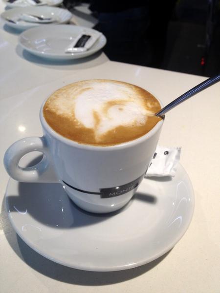caza feliz: día dos — café lento