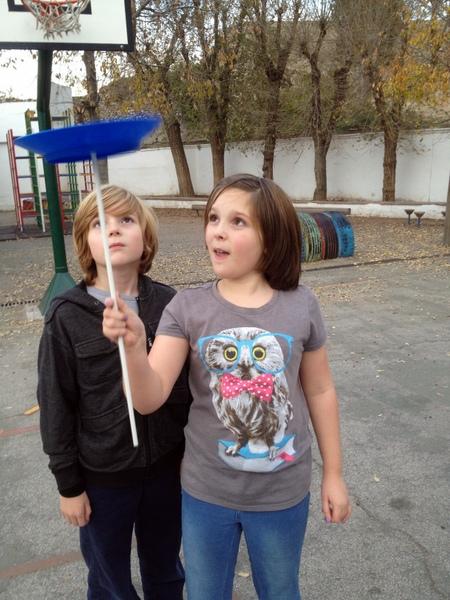 caza feliz: día diecinueve — actividades extracurriculares